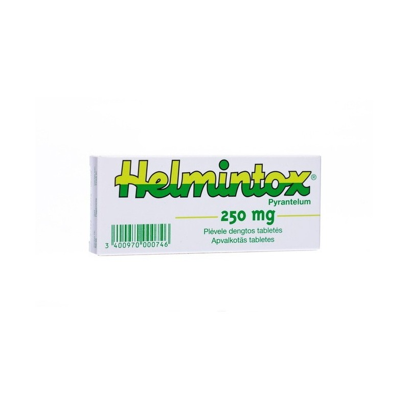 helmintox is used for